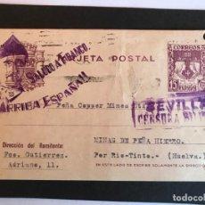 Sellos: ESPAÑA ENTERO POSTAL EDIFIL81. Lote 147929494