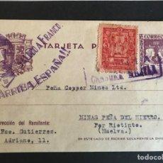 Sellos: ESPAÑA ENTERO POSTAL EDIFIL 81. Lote 147930650