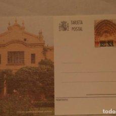 Sellos: TARJETAENTERO POSTAL CHALET, CAMPOS ELISEOS (LLEIDA). SIN MATASELLAR. 1996.. Lote 148063022