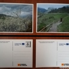 Sellos: ESPAÑA CAMINO DE SANTIAGO FRANCÉS ARAGON 2018 TARJETA DEL CORREO ENTERO POSTAL INICIATIVA PRIVADA. Lote 151615262