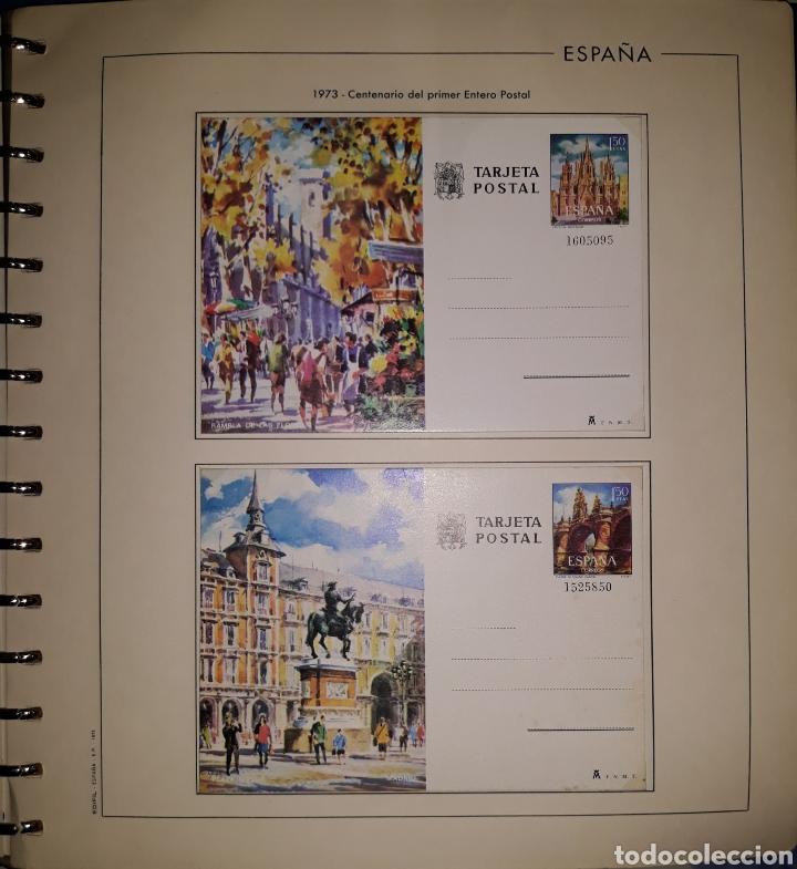 Sellos: Album targetas entero postal 1960/2003 - Foto 3 - 151870633