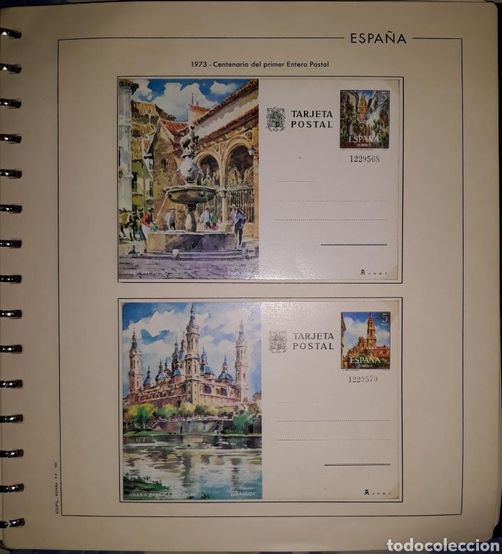 Sellos: Album targetas entero postal 1960/2003 - Foto 4 - 151870633