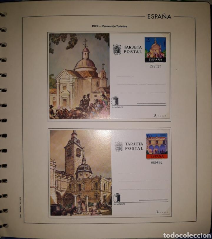 Sellos: Album targetas entero postal 1960/2003 - Foto 8 - 151870633