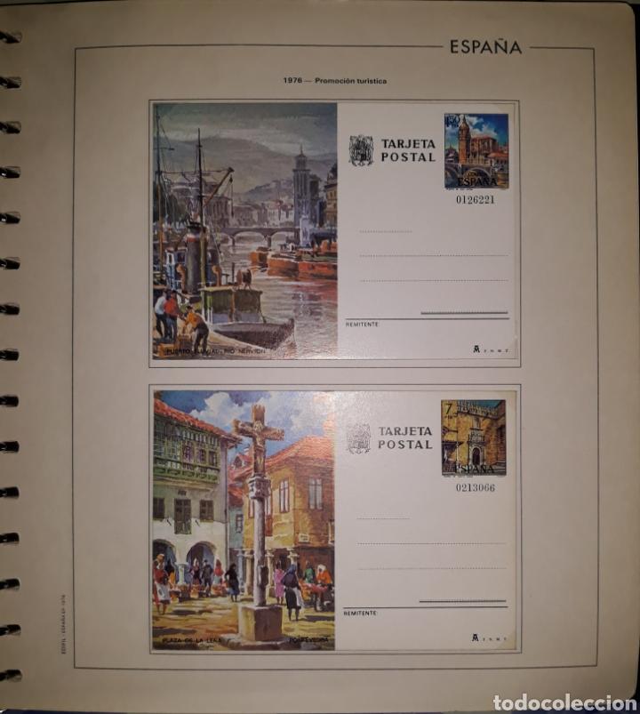 Sellos: Album targetas entero postal 1960/2003 - Foto 10 - 151870633