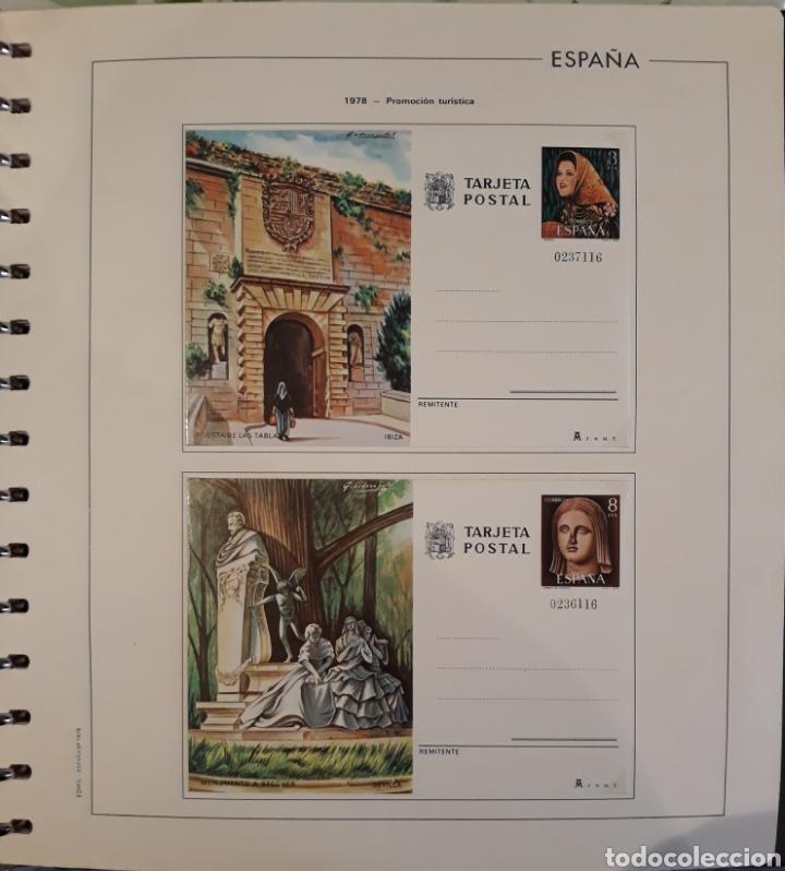 Sellos: Album targetas entero postal 1960/2003 - Foto 12 - 151870633