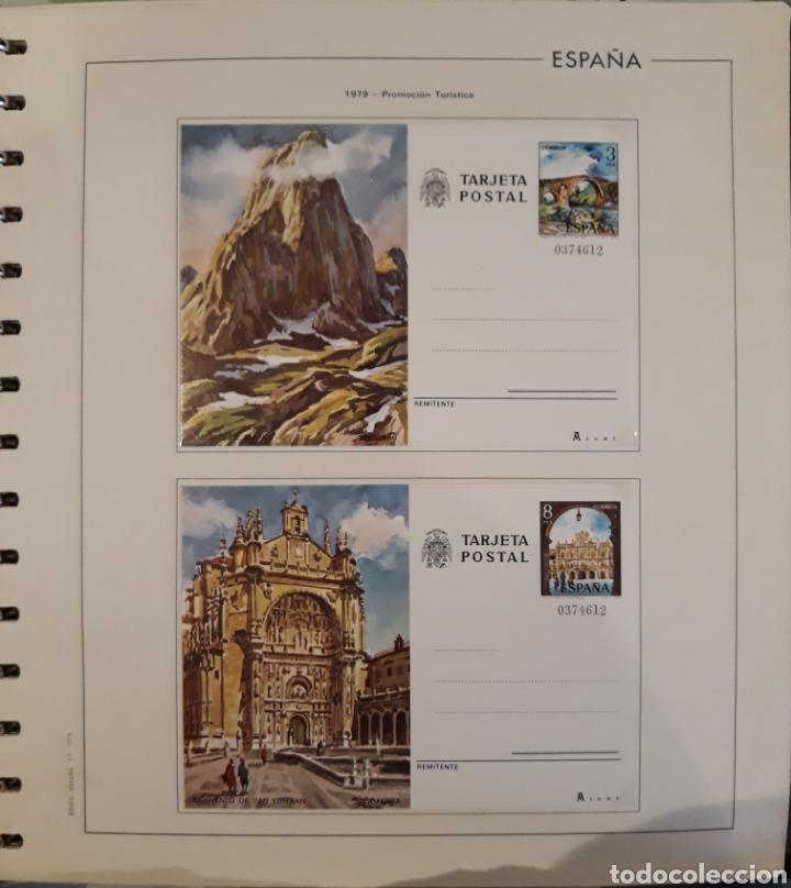 Sellos: Album targetas entero postal 1960/2003 - Foto 13 - 151870633