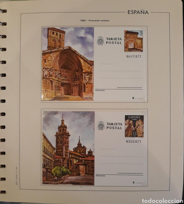 Sellos: Album targetas entero postal 1960/2003 - Foto 15 - 151870633