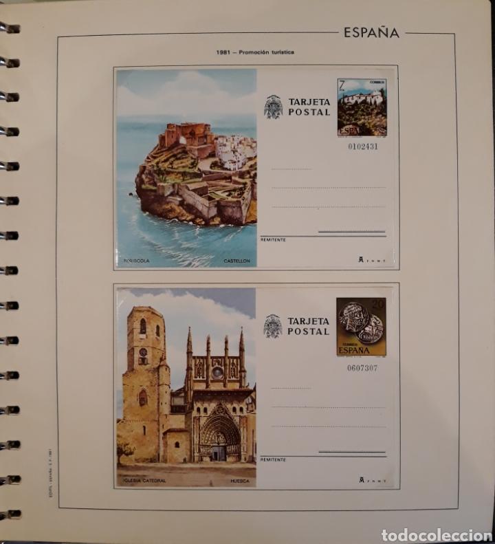 Sellos: Album targetas entero postal 1960/2003 - Foto 16 - 151870633