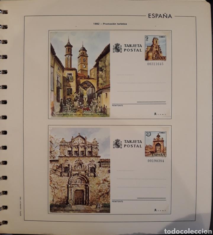 Sellos: Album targetas entero postal 1960/2003 - Foto 17 - 151870633