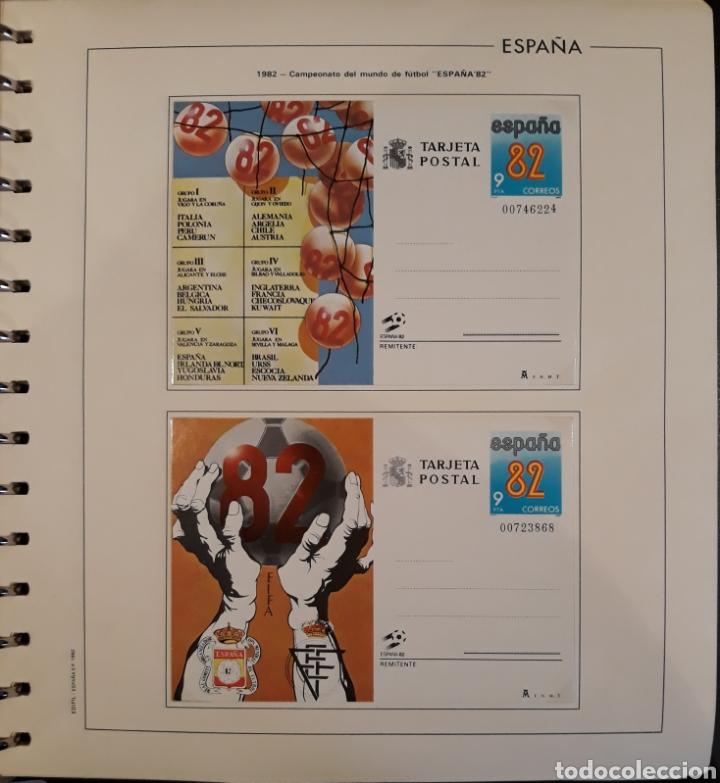 Sellos: Album targetas entero postal 1960/2003 - Foto 18 - 151870633