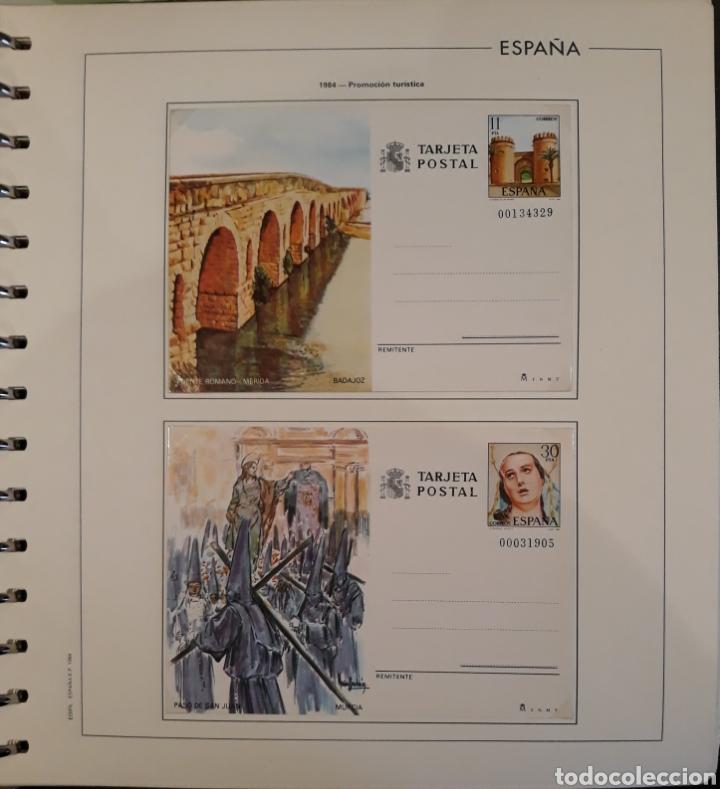 Sellos: Album targetas entero postal 1960/2003 - Foto 22 - 151870633