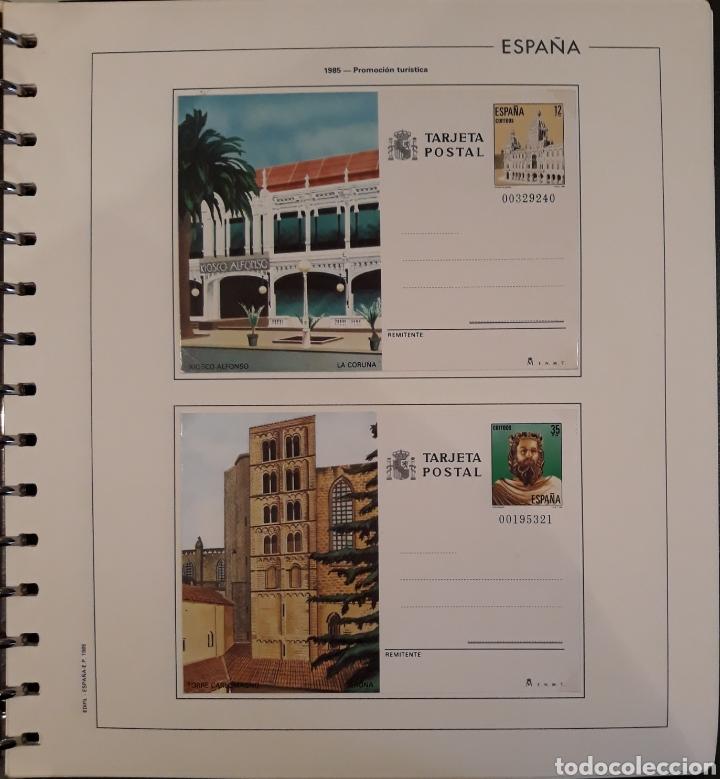 Sellos: Album targetas entero postal 1960/2003 - Foto 23 - 151870633