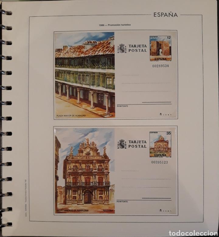 Sellos: Album targetas entero postal 1960/2003 - Foto 24 - 151870633