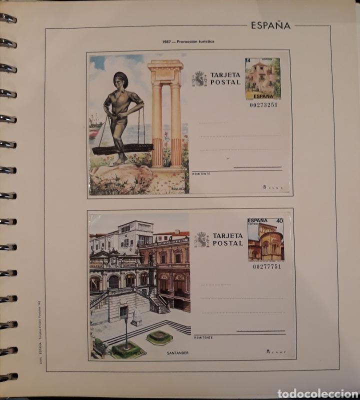 Sellos: Album targetas entero postal 1960/2003 - Foto 25 - 151870633