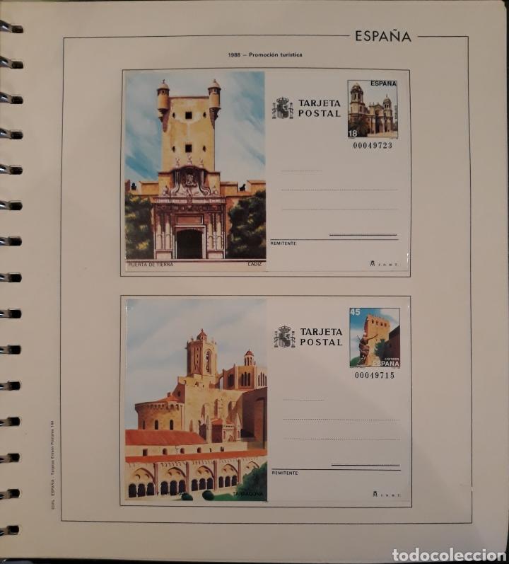 Sellos: Album targetas entero postal 1960/2003 - Foto 26 - 151870633
