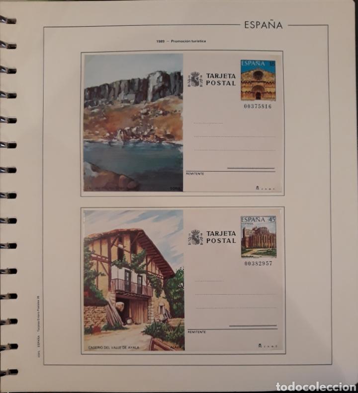 Sellos: Album targetas entero postal 1960/2003 - Foto 27 - 151870633