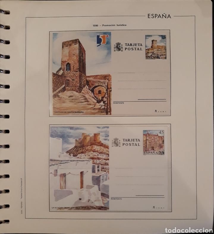 Sellos: Album targetas entero postal 1960/2003 - Foto 28 - 151870633