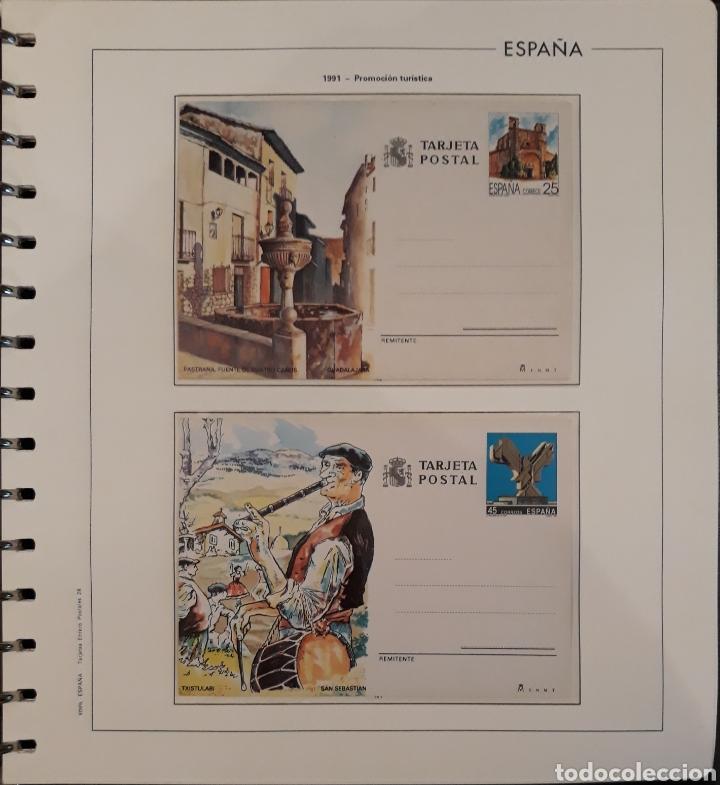 Sellos: Album targetas entero postal 1960/2003 - Foto 29 - 151870633