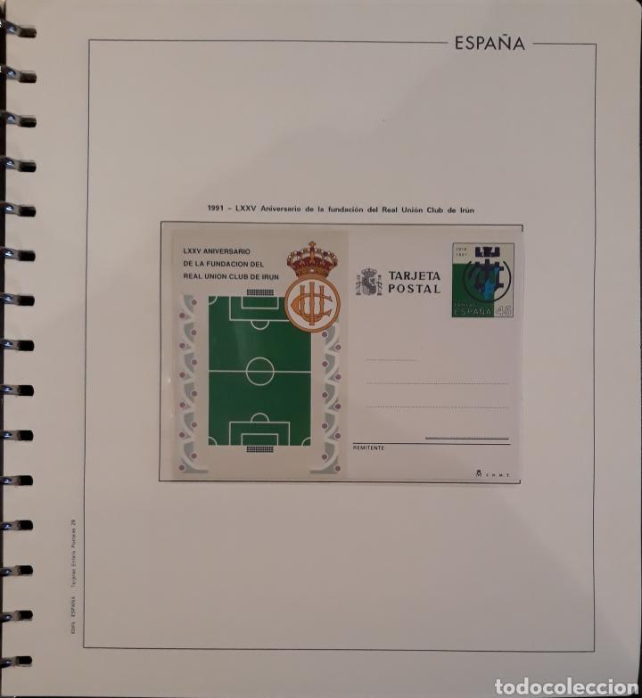 Sellos: Album targetas entero postal 1960/2003 - Foto 30 - 151870633
