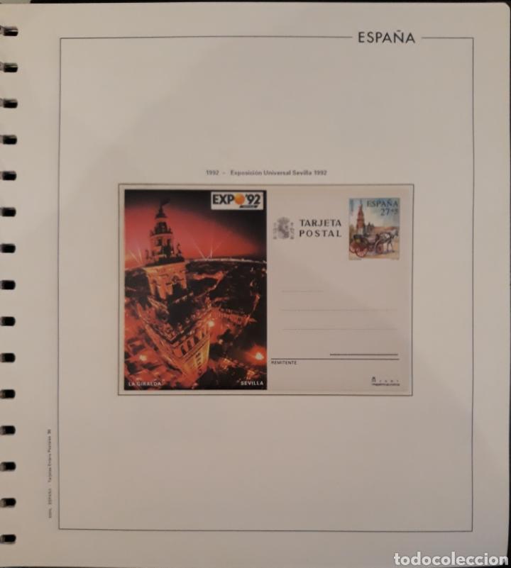 Sellos: Album targetas entero postal 1960/2003 - Foto 31 - 151870633