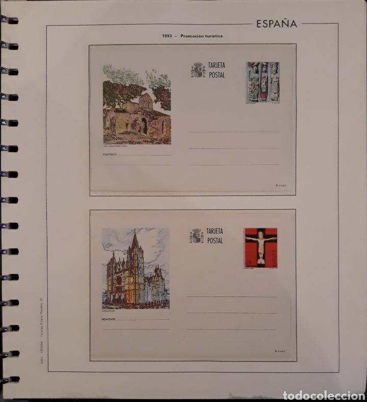 Sellos: Album targetas entero postal 1960/2003 - Foto 32 - 151870633