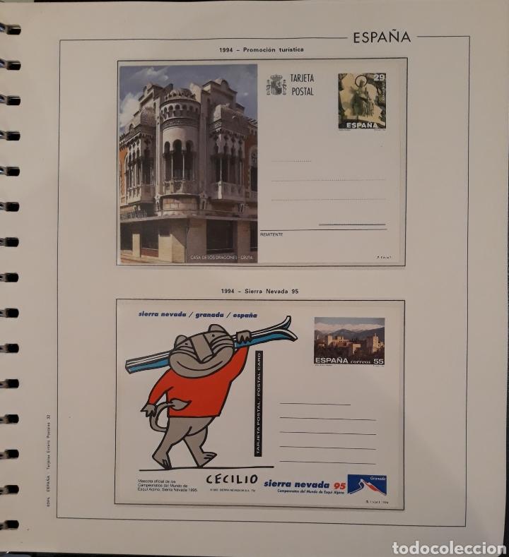 Sellos: Album targetas entero postal 1960/2003 - Foto 33 - 151870633