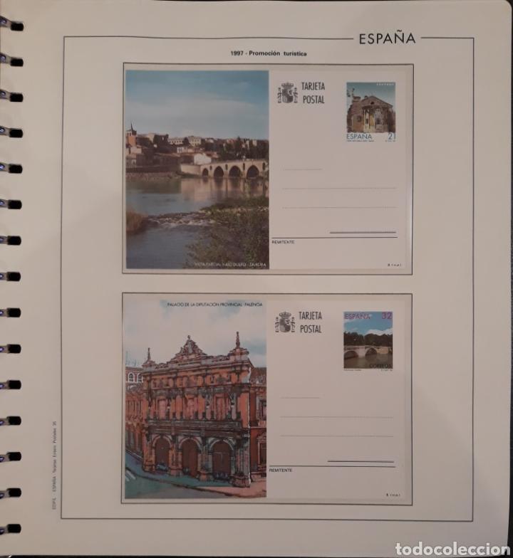 Sellos: Album targetas entero postal 1960/2003 - Foto 36 - 151870633