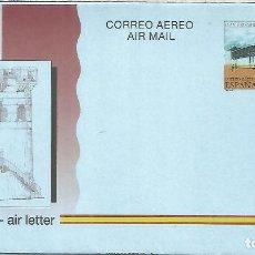 Sellos: AEROGRAMA PRIMER VUELO A MOTOR EN ESPAÑA FIRST POWER FLIGHT. Lote 151968434