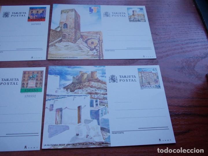 Stamps: Lote seis Tarjeta Postal - Foto 4 - 160625366