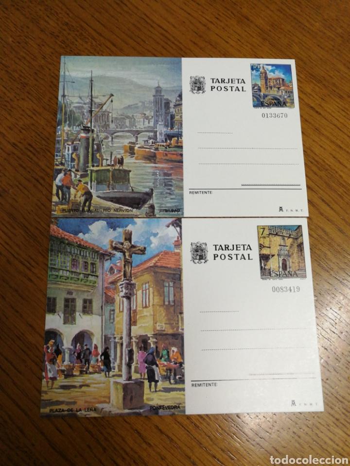 ESPAÑA : ENTEROS POSTALES N°113/14 NUEVOS (Sellos - España - Entero Postales)