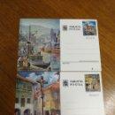Sellos: ESPAÑA : ENTEROS POSTALES N°113/14 NUEVOS. Lote 164734370