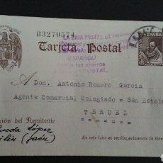 Sellos: TARJETA ENTERO POSTAL EDIFIL 83.. Lote 164930418