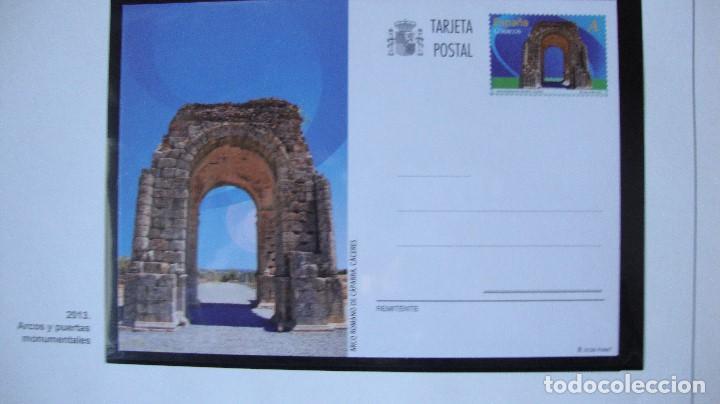ESPAÑA ENTEROS POSTALES AÑO2013 EDIFIFL 192/194 NUEVOS PERFECTOS (Sellos - España - Entero Postales)