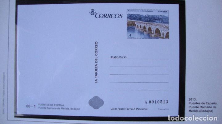 Sellos: ESPAÑA ENTEROS POSTALES AÑO2013 EDIFIFL 192/194 NUEVOS PERFECTOS - Foto 4 - 165215910