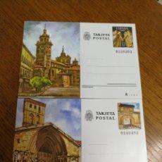 Sellos: ESPAÑA: ENTEROS POSTALES N°123/4,NUEVOS. Lote 168063136