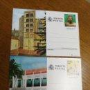 Sellos: ESPAÑA: ENTEROS POSTALES N°139/40,NUEVOS. Lote 168063286
