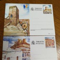 Timbres: ESPAÑA: ENTEROS POSTALES N°149/50,NUEVOS. Lote 248773505
