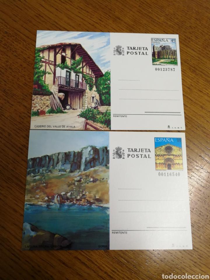 ESPAÑA : ENTEROS POSTALES N°147/48,NUEVOS (Sellos - España - Entero Postales)