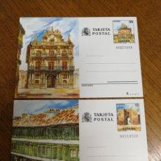 Sellos: ESPAÑA: ENTEROS POSTALES N°141/42,NUEVOS. Lote 168454210