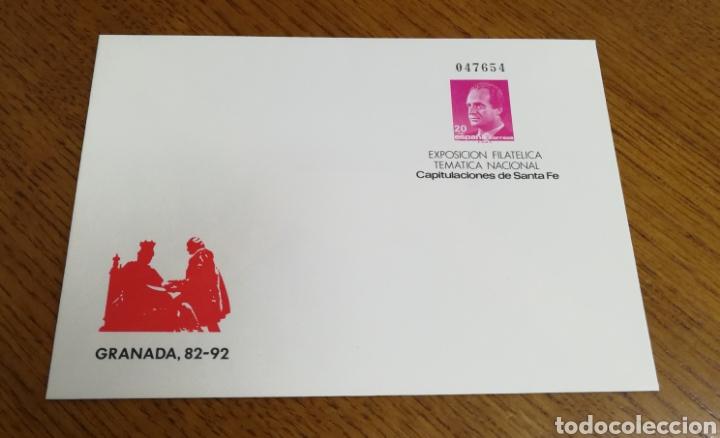 ESPAÑA: SOBRE ENTERO POSTAL OFICIAL N°8,NUEVO (Sellos - España - Entero Postales)