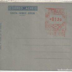 Francobolli: AEROGRAMA 1949 1,90 PTS EDIFIL 40. Lote 174434434