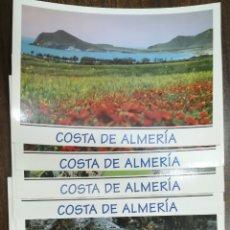Sellos: ESPAÑA SPAIN 1997 TARJETA DEL CORREO EDIFIL 25-34 COSTA DE ALMERÍA SERIE COMPLETA ENTERO POSTAL. Lote 180045303