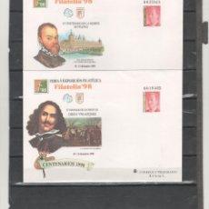 Sellos: ESPAÑA-S. E. POSTAL Nº 50/51 CENTENARIOS 98 NUEVOS (SEGÚN FOTO). Lote 182406941