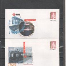 Sellos: ESPAÑA-S. E. POSTAL Nº 53 BARNAFIL 99 .2 VERSIONES NUEVOS (SEGÚN FOTO). Lote 182408017