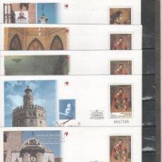 Sellos: ESPAÑA-S. E. POSTAL Nº 55/56 CENTENARIO VELAZQUEZ CINCO VERSIONES NUEVOS (SEGÚN FOTO). Lote 182408811