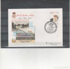 Sellos: ESPAÑA-S. E. POSTAL Nº 76 CENTENARIO REAL UNIÓN CLUB NUEVAS (SEGÚN FOTO). Lote 182412970