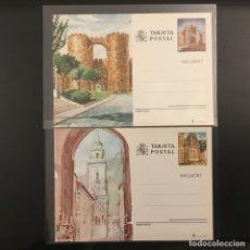 Sellos: 1983-ESPAÑA TARJETAS ENTERO POSTALES 133/134 TURISMO. Lote 182618187