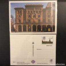 Sellos: 2008-ESPAÑA TARJETAS INICIATIVA PRIVADA EDIFIL 86 ARQUITECTURA POSTAL. Lote 208035072