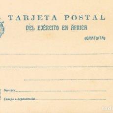 Sellos: ESPAÑA. ENTERO POSTAL. SOBRE EPM3. 1927. SIN VALOR, AZUL. TARJETA ENTERO POSTAL DE FRANQUICIA DEL E. Lote 183156965