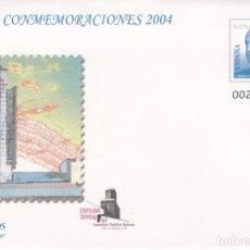 Sellos: SOBRE ENTERO POSTAL 2004 EXFILNA 2004 - CONMEMORACIONES NUM. 93. Lote 283160978